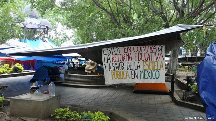 ¿Qué hay tras la pugna por la reforma educativa en México?