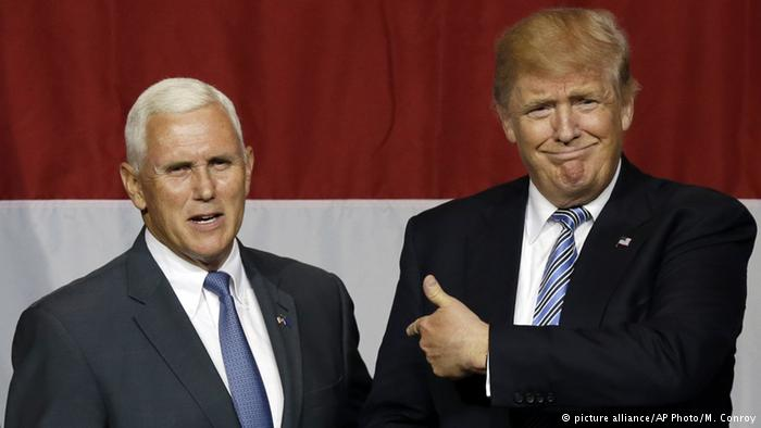 Medios aseguran que Trump ya eligió a compañero de fórmula