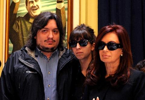 CFK tiene las cuentas embargadas pero Florencia no, y realizó llamativos movimientos