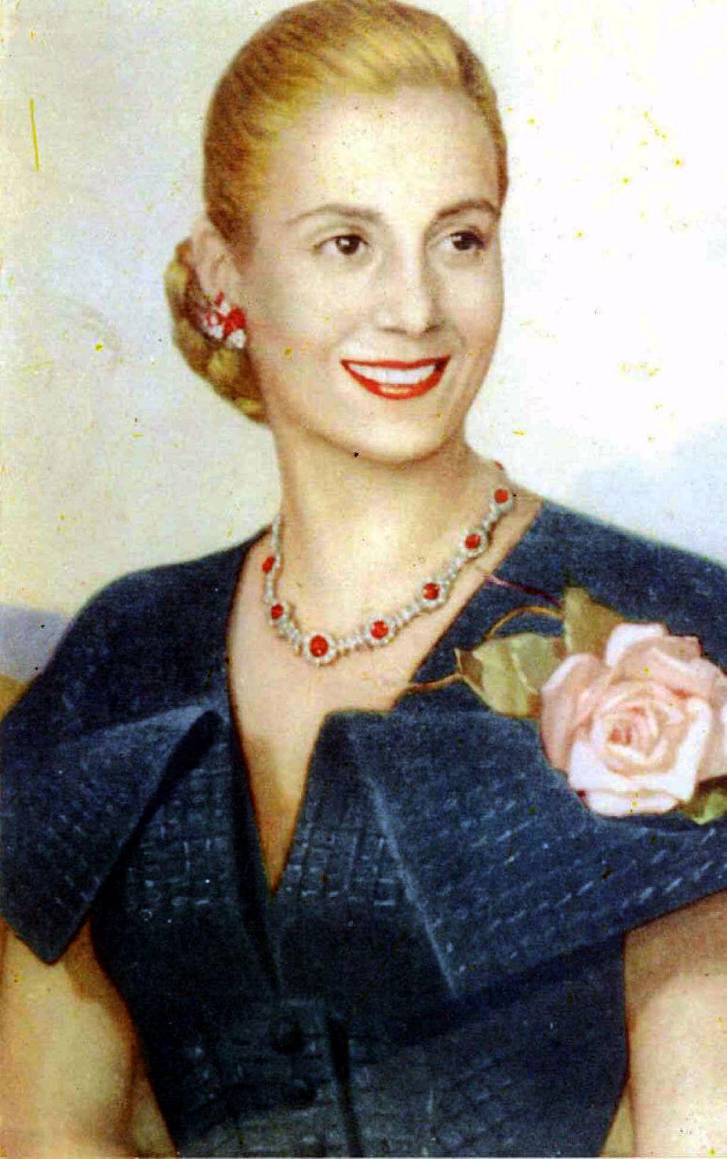 Agrupaciones del PJ recordarán a Eva Perón