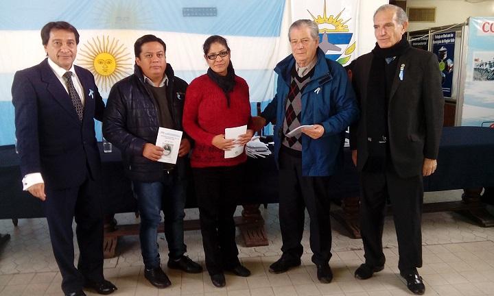 El Instituto Belgraniano de Jujuy se presentó en el Palacio Manuel Belgrano