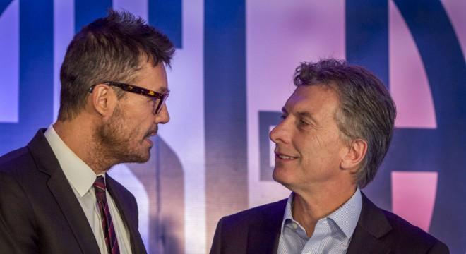 Macri le dijo a Tinelli que investigó y no hay «trolls» del PRO