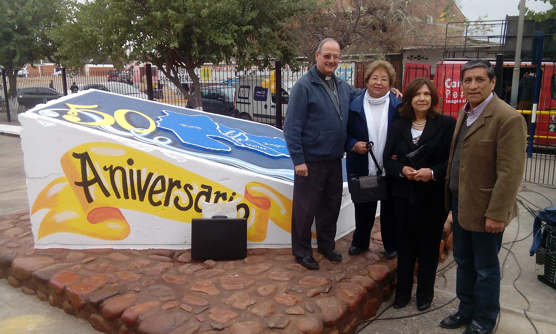 Semana de Bodas de Oro en Perico: «Escuela Primaria N° 214 Ejercito del Norte»