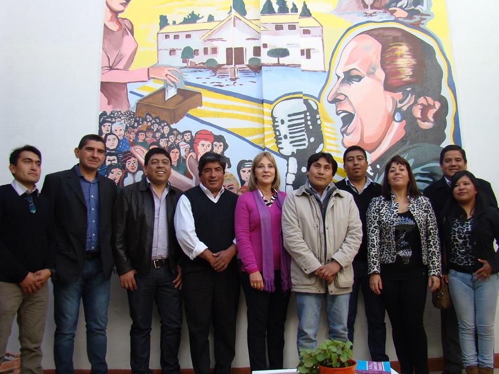 """Liliana Fellner: """"Queremos abrir un lugar de encuentro  y debate para la militancia"""""""
