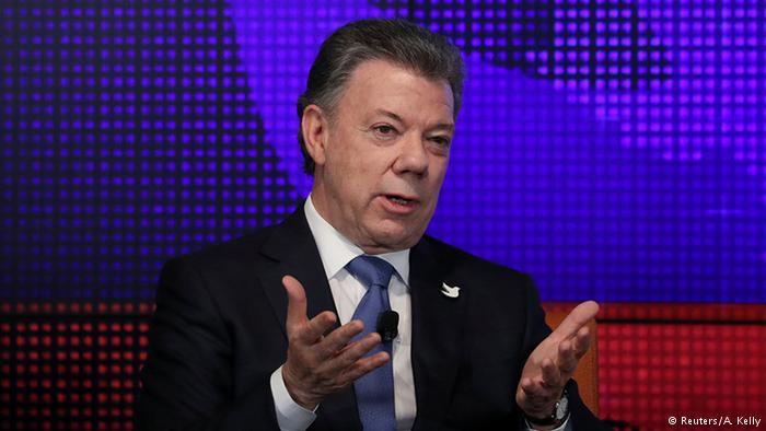 Colombia: Santos convoca a nuevo diálogo nacional por la paz