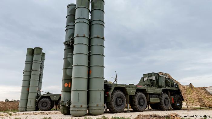 EE. UU. critica despliegue de misiles rusos en Siria