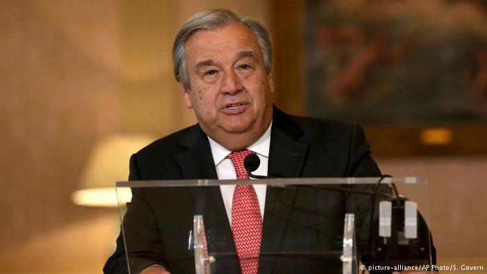 ONU: Antonio Guterres, nombrado oficialmente secretario general