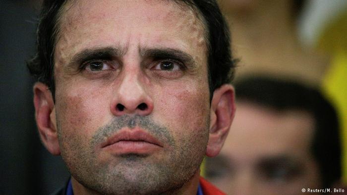 Capriles niega que haya acuerdo de diálogo con el Gobierno
