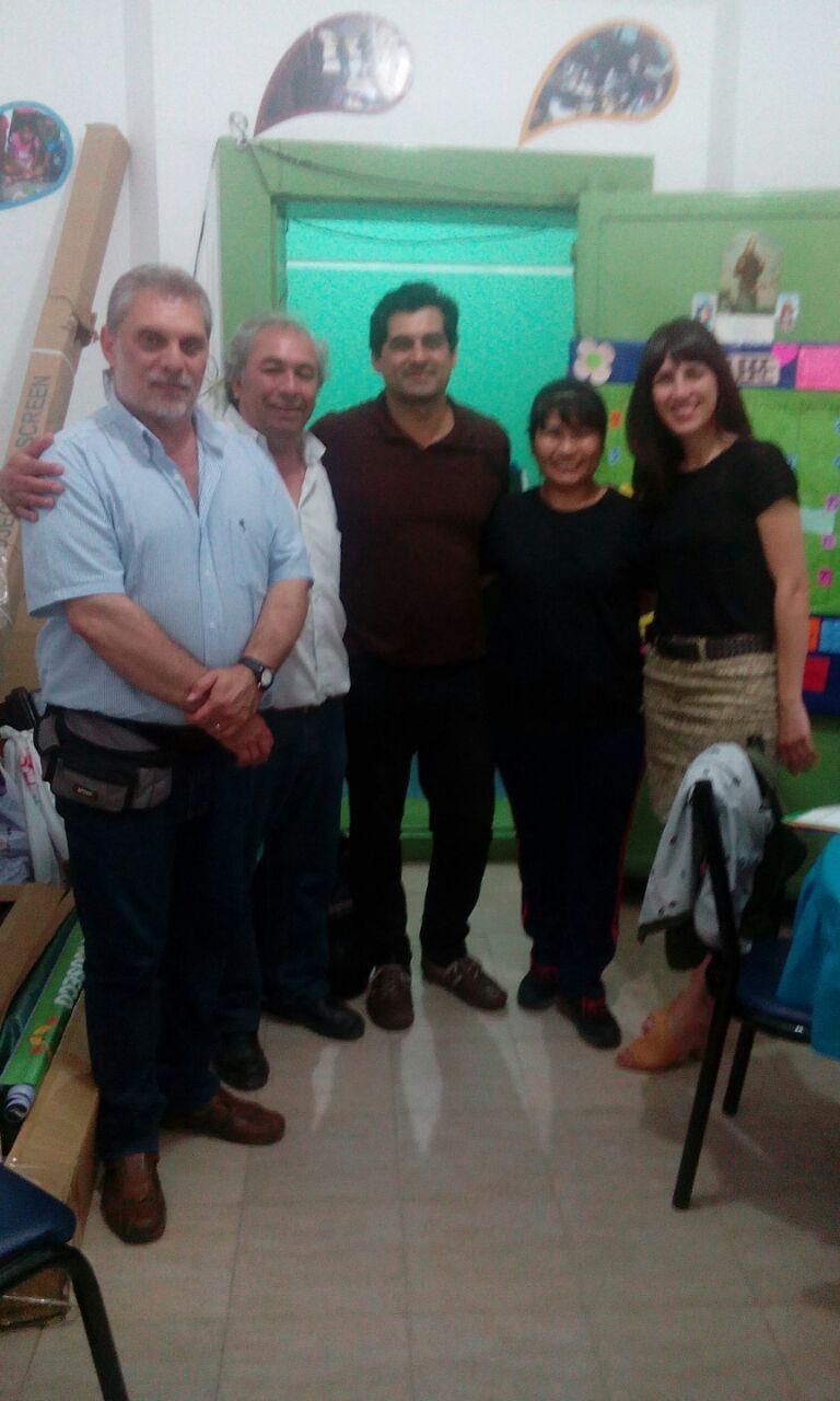 El Programa Municipios en Acción trabajó en Perico