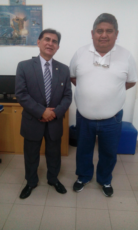 El Dr. Abel Pacheco dio una charla y capacitó a los inspectores de transito