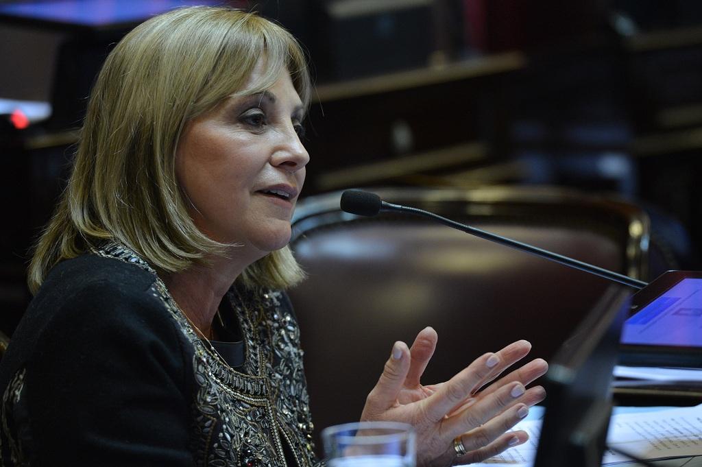 Liliana Fellner: «Se está invirtiendo menos en Educación y eso es grave»
