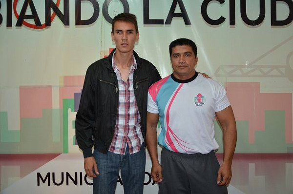 Torneo Interprovincial de Power Lifting en San Pedro
