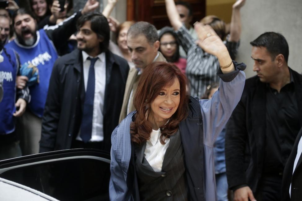CFK declara hoy y el kirchnerismo se prepara para acompañarla a Comodoro Py
