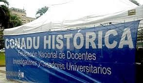 CONADU Histórica rechaza el presupuesto universitario enviado al Congreso