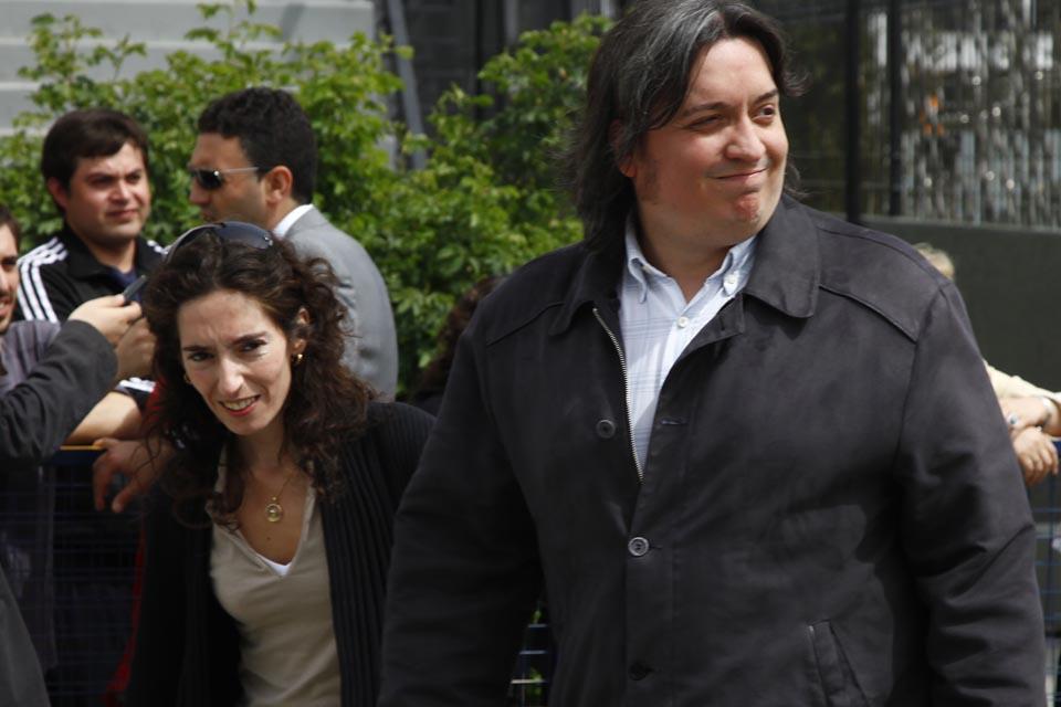 Máximo Kirchner «acomodó» a toda su familia al mejor estilo D'Elía