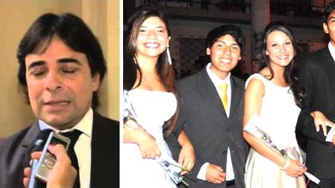 Marcelo Ponce desplazado de la organización de la Cena Blanca