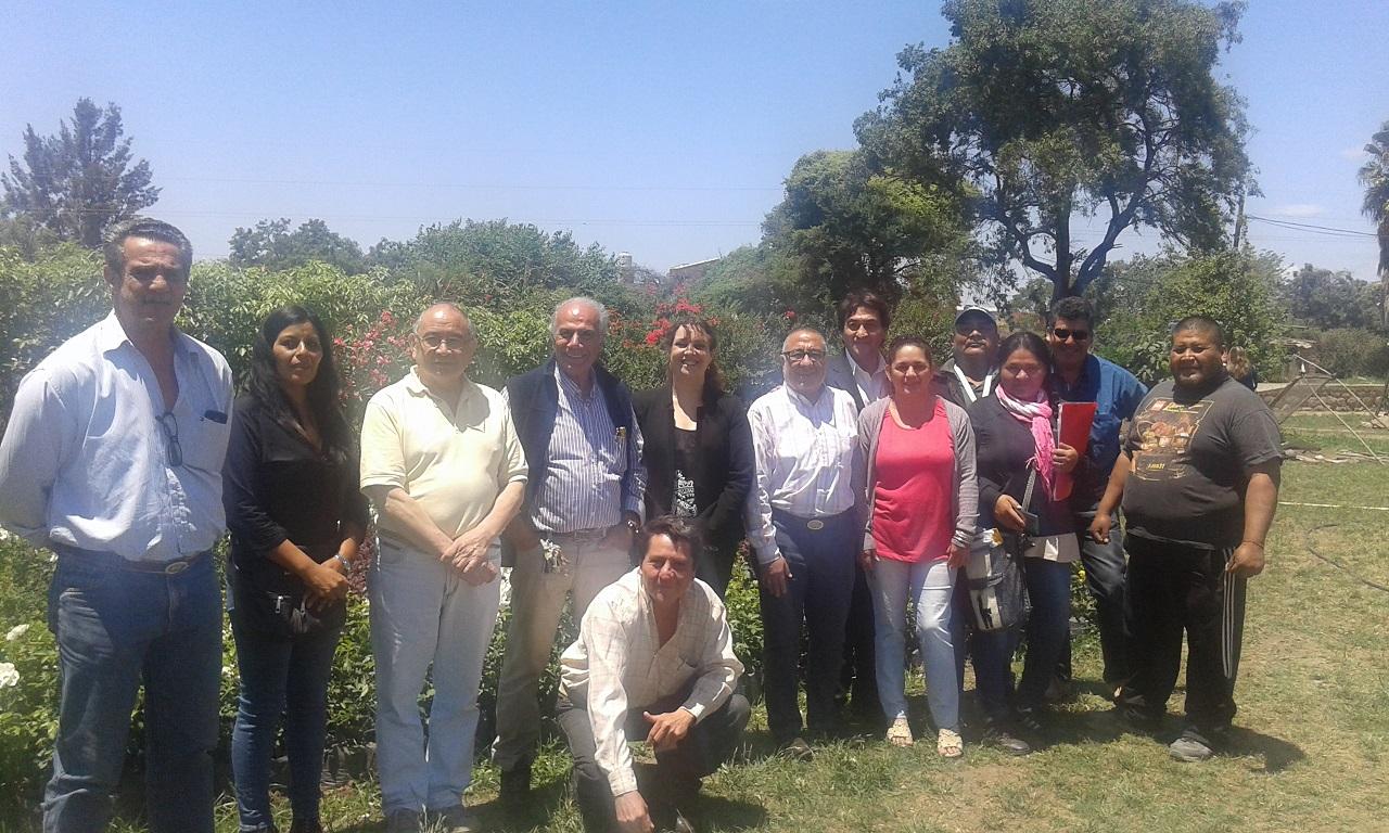 Formarán una Mesa Ambiental en el valle de los Pericos