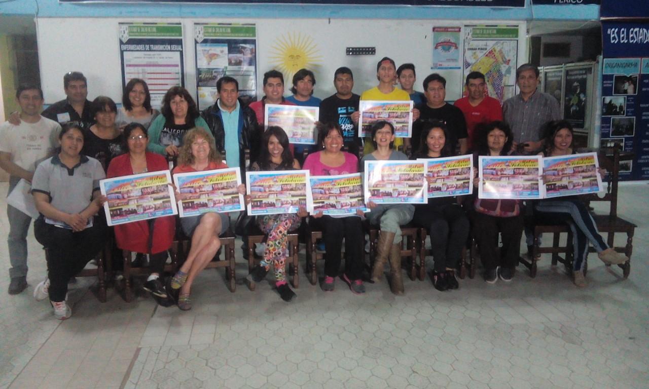 Dirección de Cultura de la Municipalidad de Perico presenta una noche solidaria en Teatro Mitre