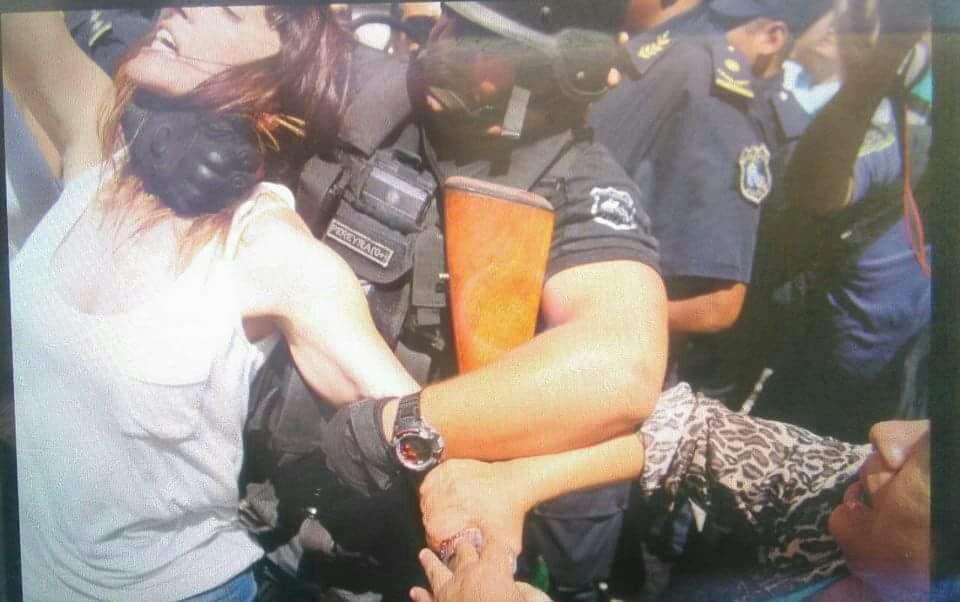 """Caso Sala: """"Las imágenes de violencia hablan por sí solas"""""""