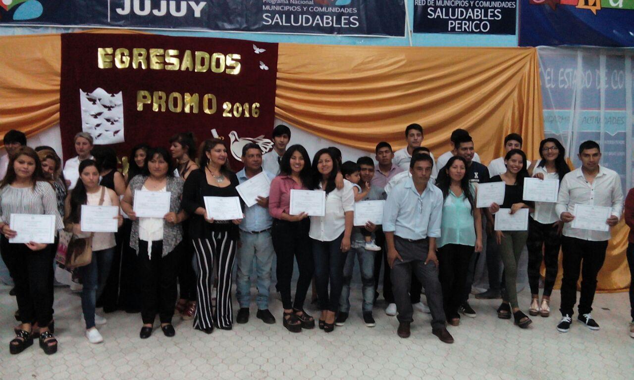 44 egresados de Bachillerato a Distancia terminaron sus estudios en la Municipalidad