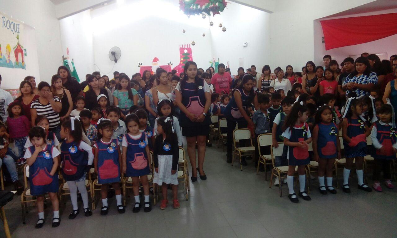 Cerraron las actividades en el Centro de Desarrollo Infantil de B° San Roque