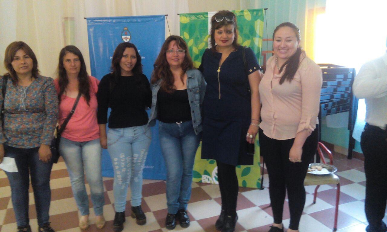 La Ministra de Ambiente visitó Perico; único Municipio que por indiferencia del Concejo Deliberante aún no adhiere a la ley GIRSU