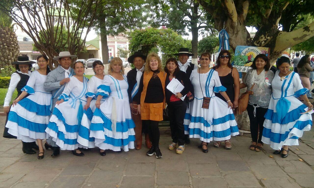 Adultos Mayores de Perico cerraron actividades del año