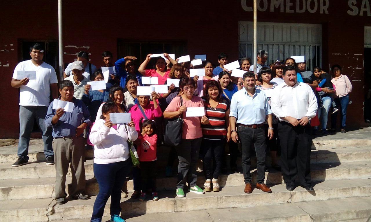 Acción Social entregó 50 Pensiones No Contributivas