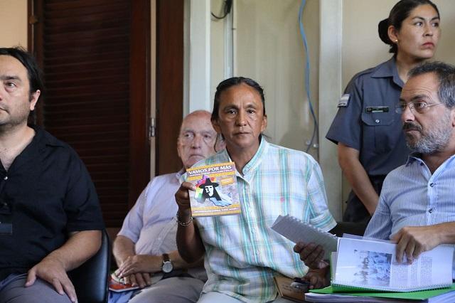 Comenzó el juicio contravencional contra Milagro Sala por el acampe