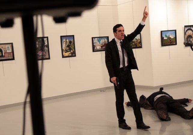 Atentado en Turquía: islamistas sirios reivindicaron el asesinato del embajador ruso