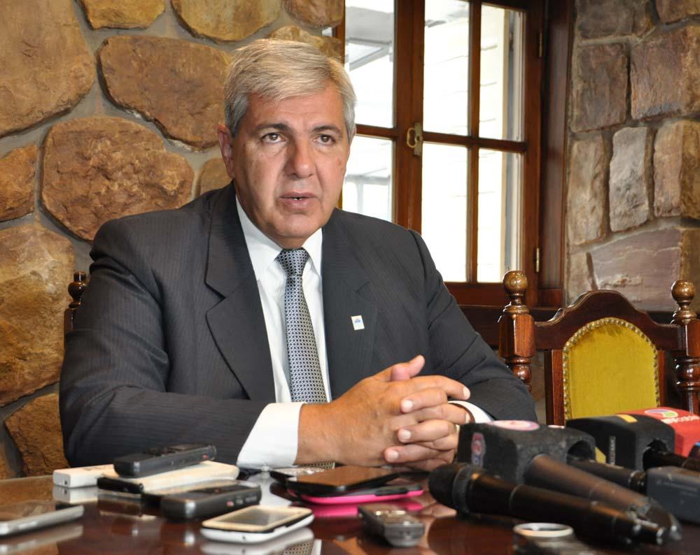 Carlos Haquim reiteró que la intervención del del PJ tiene objetivos desestabilizadores