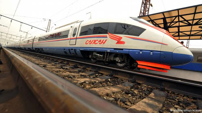 China suplirá a Rusia con nuevos «trenes bala» a 400 km/hora