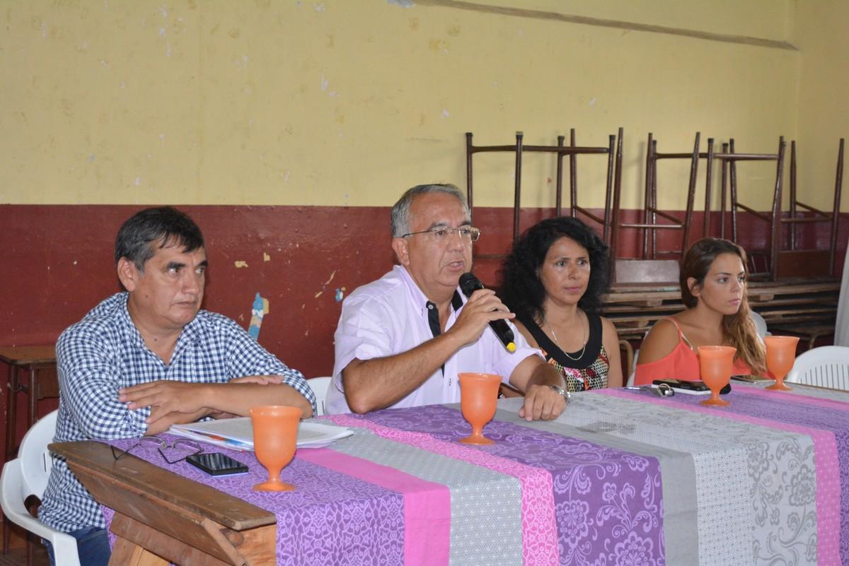 Importante reunión con Centros Vecinales en Barrio Ejército del Norte