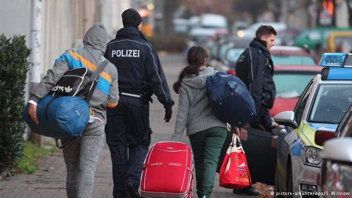 Alemania: plan para acelerar deportaciones