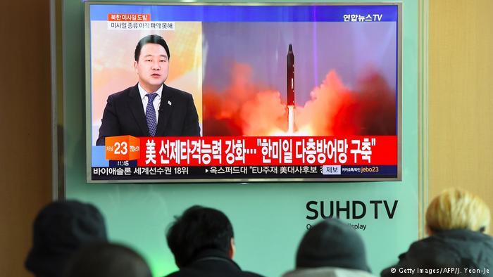 El Consejo de Seguridad de la ONU se reunirá de urgencia tras lanzamiento de misil norcoreano