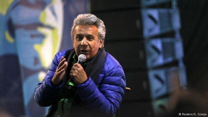 Ecuador: gana el oficialismo pero podría haber segunda vuelta