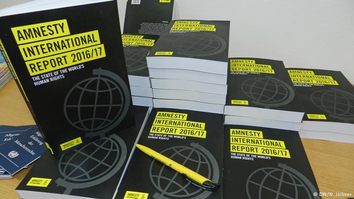 Amnistía Internacional alerta sobre crisis global por «retórica del odio»