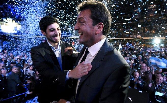 """Facundo Moyano: """"Sergio Massa es el mejor candidato"""""""