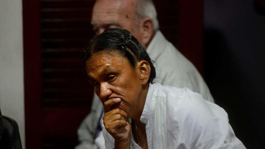 Confuso episodio: ¿Qué le pasó a Milagro Sala en la cárcel?