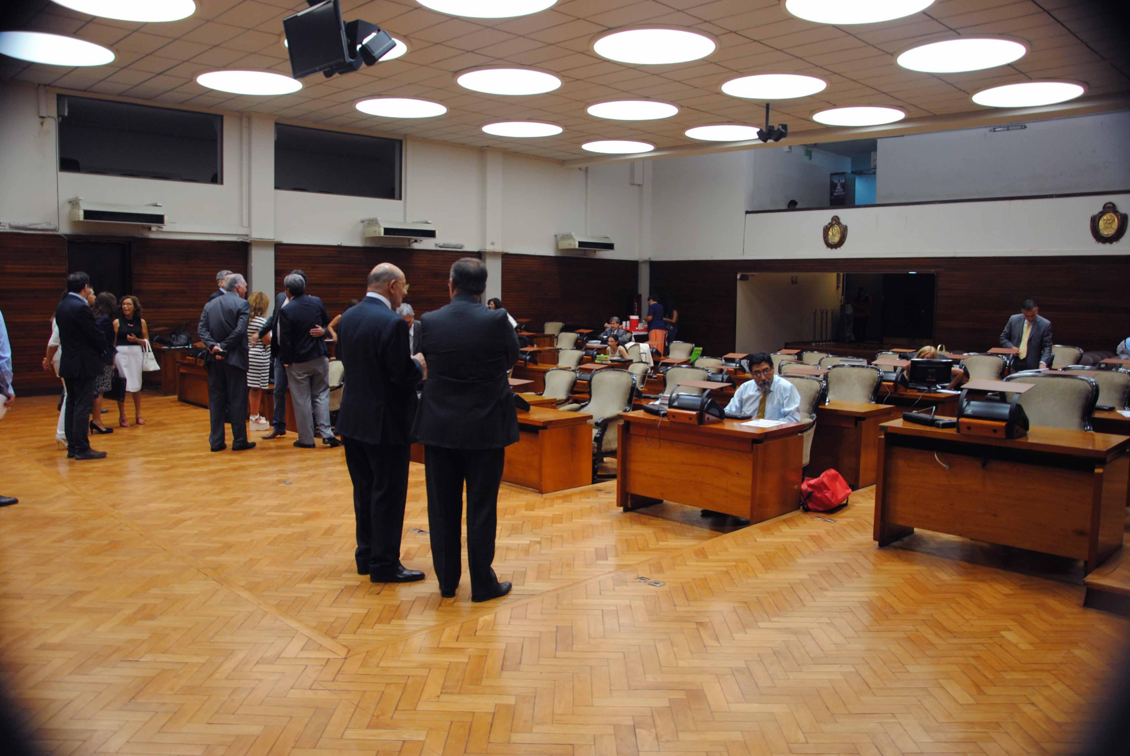 Se realizó el examen para ocupar dos cargos de vocales del Tribunal Criminal de la Provincia