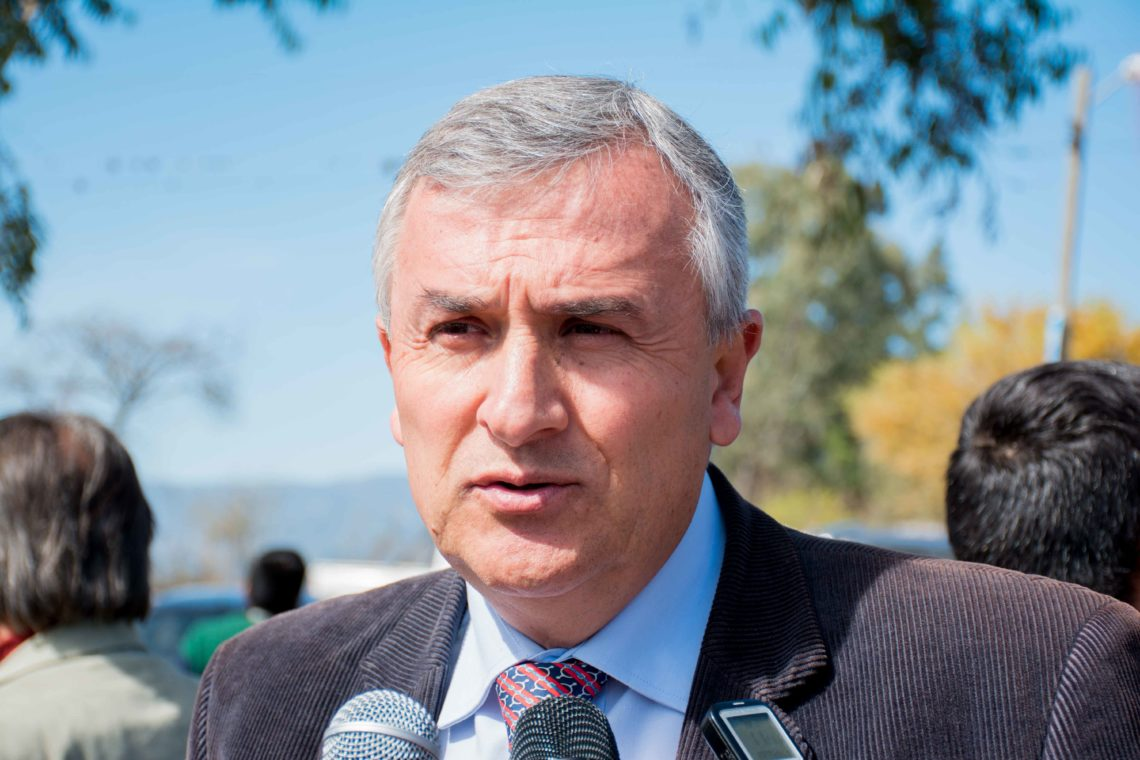 Morales opinó sobre la detención de Milani