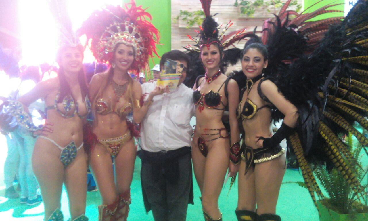 Este Sábado 11 y el Domingo 12 comienzan los desfiles carnavaleros en Perico