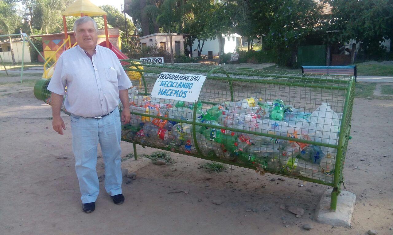 """Edgardo Sosa comparte lo manifestado por el Ministro de Ambiente de Nación Sergio Bergman """"El cambio climático llegó para quedarse"""""""