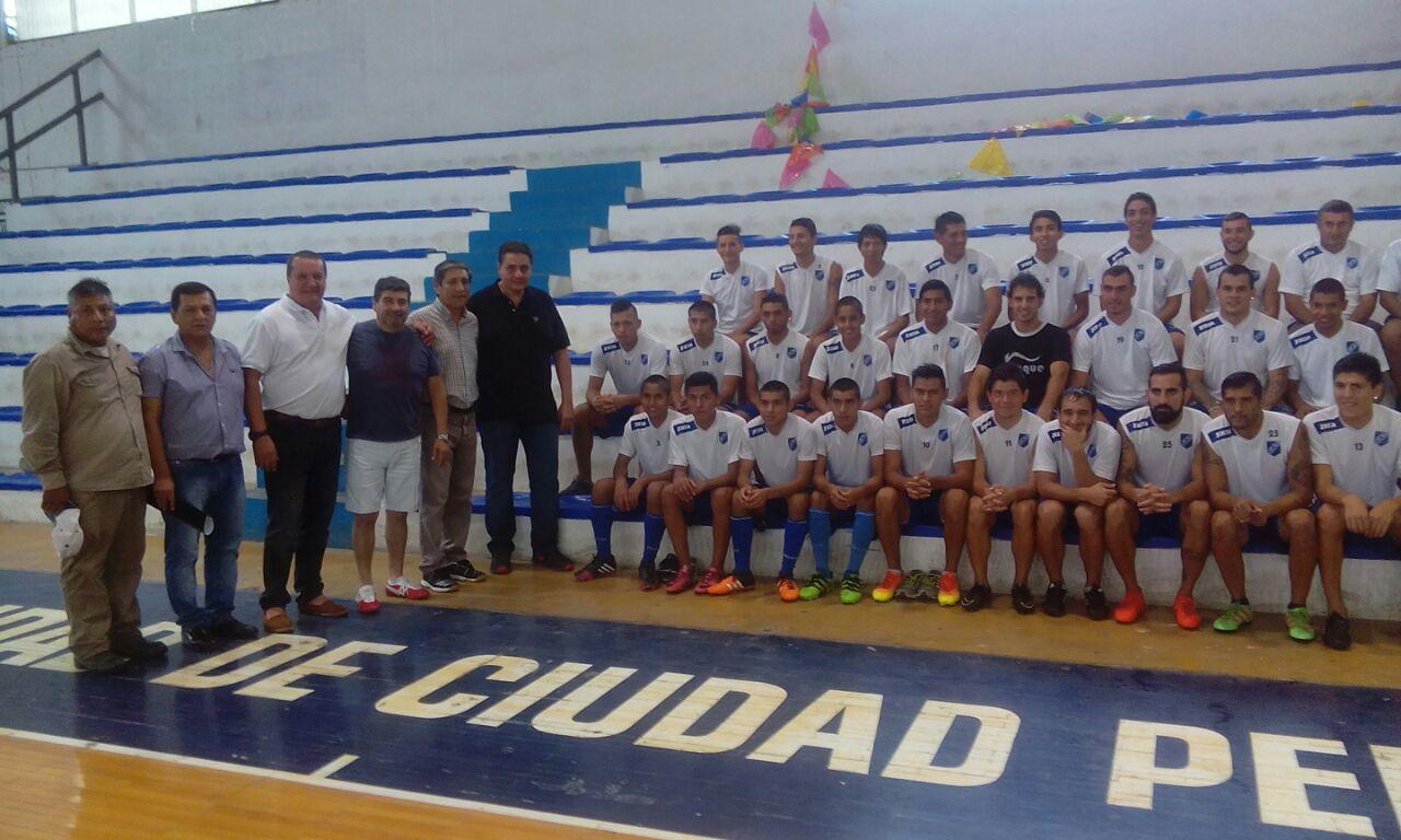 Municipalidad de Perico entregó ayuda económica de$ 50.000,oo al Club Talleres