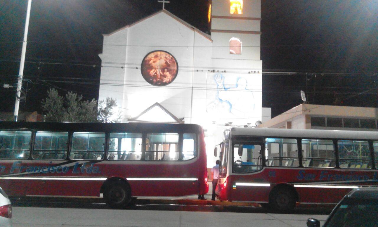 Llegaron 8 colectivos para el servicio de transporte urbano