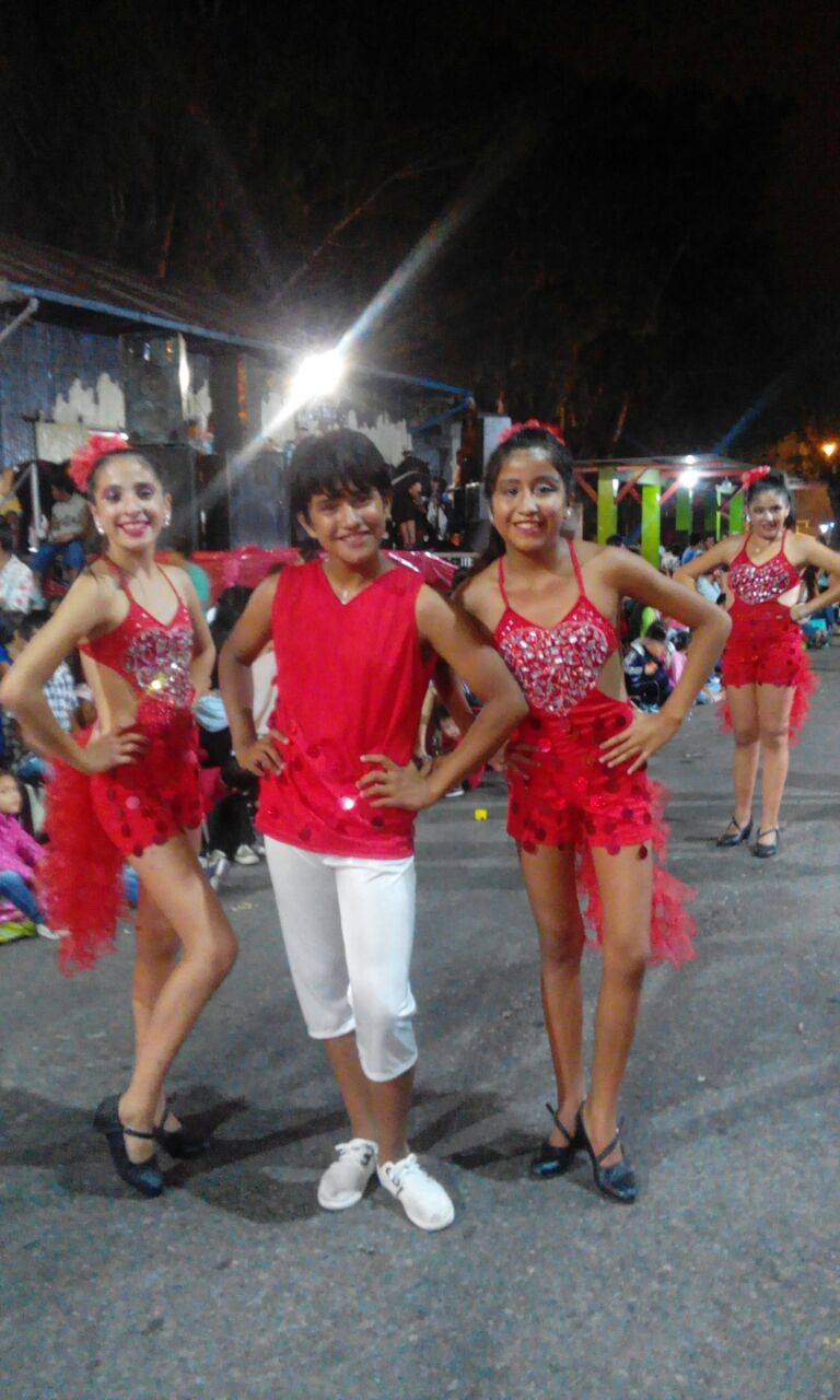 El Carnaval de Perico marcó una pausa hasta el viernes