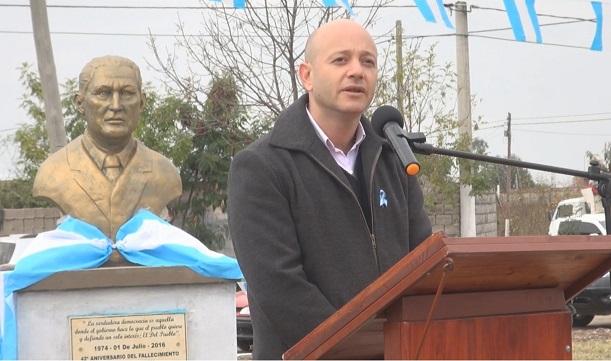 Hinojo asegura que Haquim es socio político de Morales y no quier la unidad del justicialismo