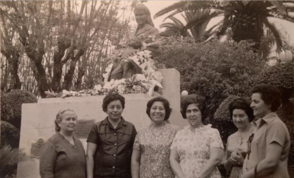 Ledesma restauró monumento histórico