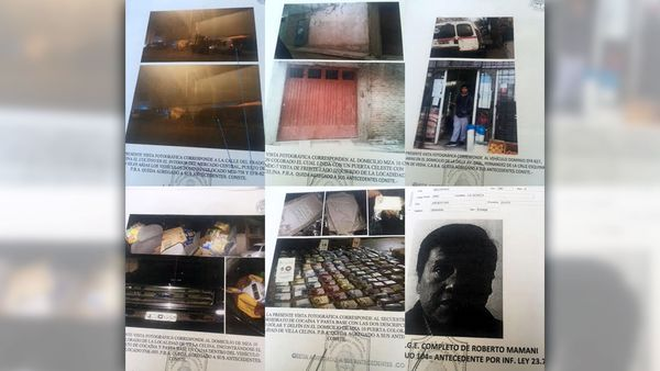 La increíble historia de una banda narco vinculada a Milagro Sala