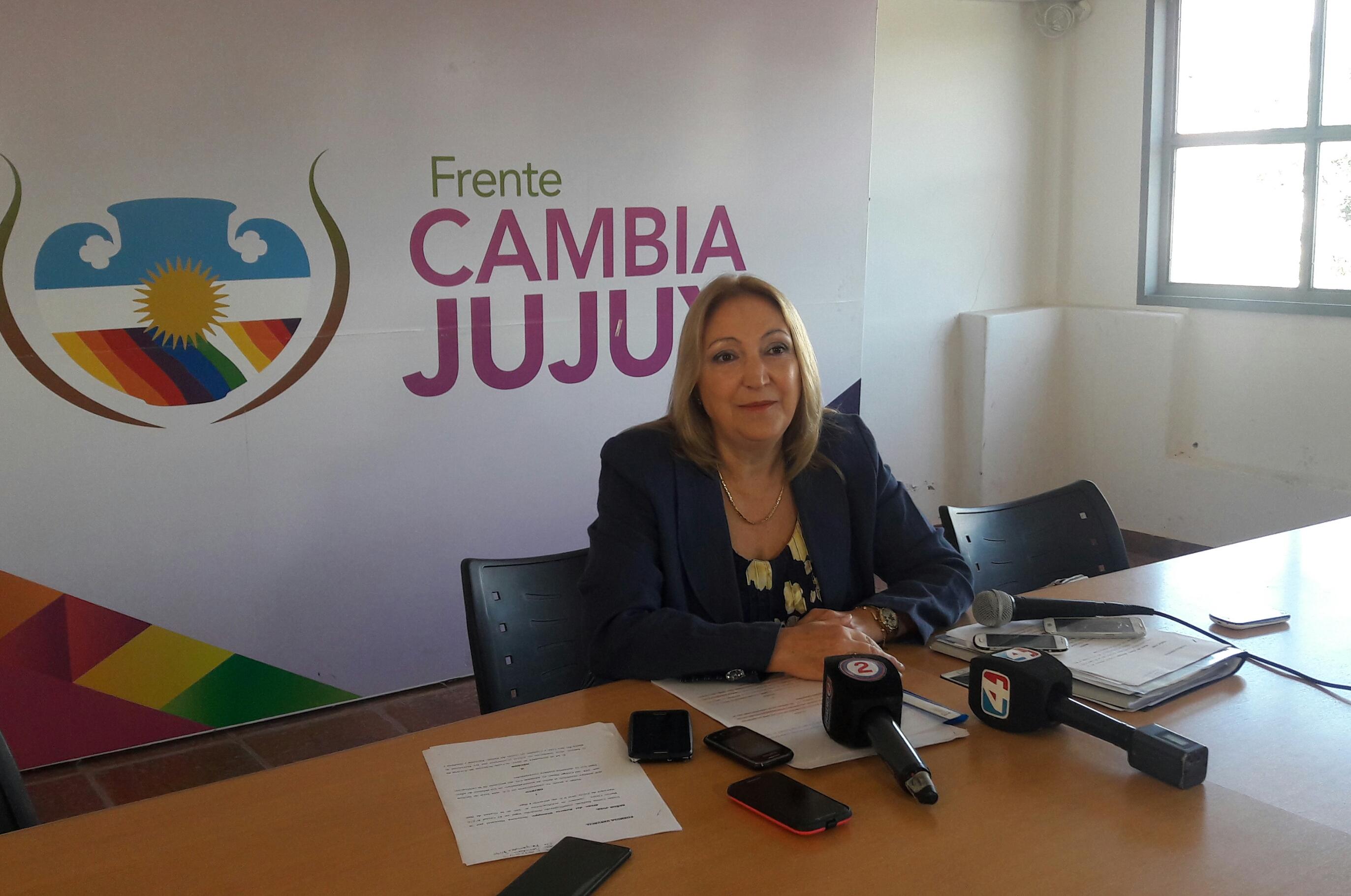Giacoppo: «Necesitamos saber quién perjudicó a Jujuy»